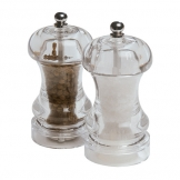 Capstan Pepper Clear Acrylic 11.5cm (Sold Singly)