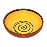 Manoli Swirly By ABS Pottery