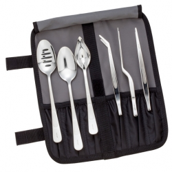 Mercer Culinary Intro Plating Kit - 7 pieces