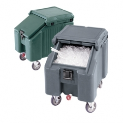 Cambro Ice Caddy 100lb Capacity Black