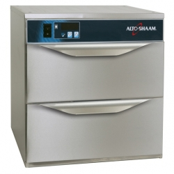 Alto Shaam Alto-Shaam 500-2DN Narrow Two Drawer Warmer