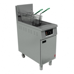 Falcon 400 Series Gas Fryer Twin Basket Model