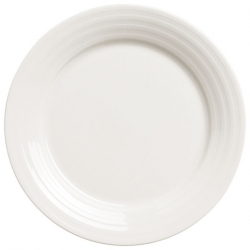 Essence Round Plate - White 24cm (4 pcs)