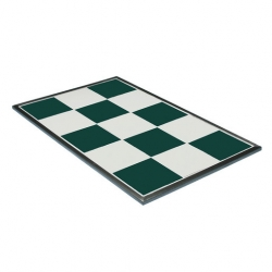 Hot Tile Ceramic Green & White 1/1 Gastronorm