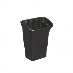 Black Refuse Bin 30ltr (Sold Singly)