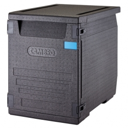 Cambro GoBox Front Loading Insulated Carrier With 6 Rails