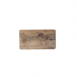 Driftwood GN 1/3 Rectangle Tray 32.5x17.6cm (Sold Singly)