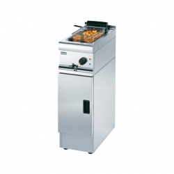 Lincat Silverlink 600 Freestanding Fryer Single Tank