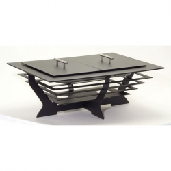 Canyon Chafing Dish Black Aluminium Oblong (Sold Singly)