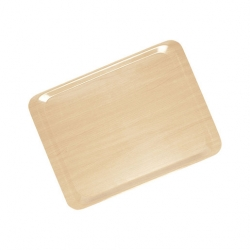 Birch Tray Laminated Oval 26 x 20cm (Sold Singly)