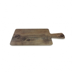 Driftwood Rectangular Serving Board 30x18cm (6 pcs)