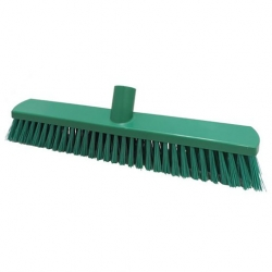 380mm Floor Brush Stiff Green (Sold Singly)