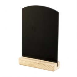 A6 Table Top Chalk Board 105 x 160mm (Sold Singly)