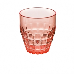 Guzzini Tiffany Low Tumbler 350ml Coral