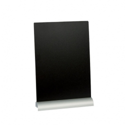 A4 Table Chalk Board - Aluminium Base (Sold Singly)