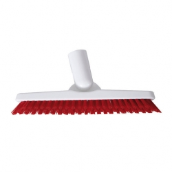 Abbey Hygiene Grout Brush Head Red 22cm (Sold Singly)
