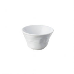 Revol Froisse Small Crumple Bowl, Deep White 25cl