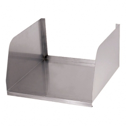 CED Fabrications Medium Duty Microwave Shelf 600mm Deep