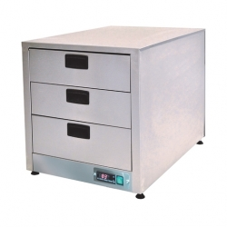 Moffat GHD3 Fan Assisted Digital Heated Drawers