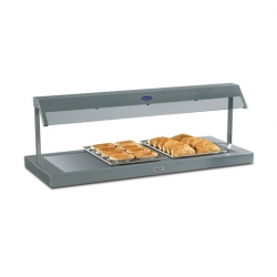 Victor Heated Display Unit Glass Top 4 xGN1/1