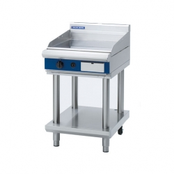 Blue Seal Evolution 600mm Griddle On Leg Stand