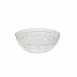 Bowl Clear 12cm Polycarbonate (Sold Singly)