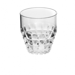 Guzzini Tiffany Low Tumbler 350ml Clear