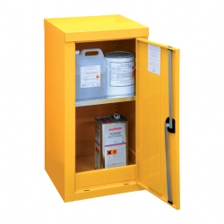 Hazardous Storage Cupboard 1 Door & 1 Shelf