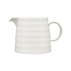Essence Cream Jug - White 20cl (2 pcs)