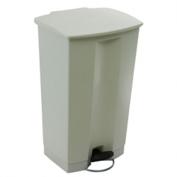 Step-on Bin 7L 50.2X44.7X82.6CM White (Sold Singly)