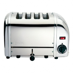 Dualit 40352 4 Slot Vario Toaster - Polished (Sold Singly)