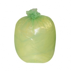Coloured Refuse Sack 10KG Green (200 pcs)
