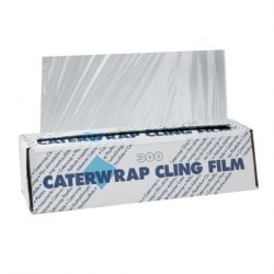 Cling Film In A Cutter Box 30cm x 300m (Sold Singly)