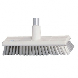 Professional Hygiene Broom Head Flat White 23cm (Sold Singly)