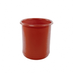 Fletcher European Stackable Bin 46 Litre Capacity Red