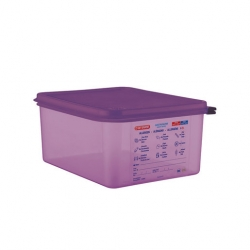 Araven Allergen Airtight Container GN 1/2 x 150mm