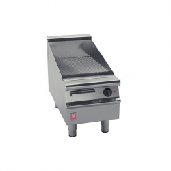 Falcon Dominator Plus Electric Ribbed Griddle
