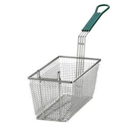 Fry Basket Green Vinyl Handle (Sold Singly)