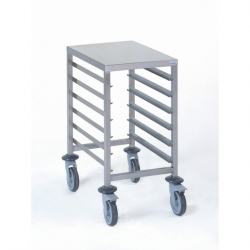Tournus Equipement Gastronorm Storage Trolley - 6 Tier 1/1GN