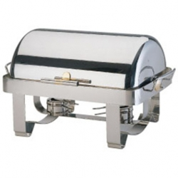 Chafing Dish Stainless Steel Oblong 72x41x40cm (Sold Singly)