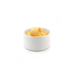 Classic Collection Spare Porcelain Dip Bowl 7cm White
