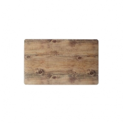 Steelite Driftwood GN 1/1 Rectangle Tray 53x32.5cm