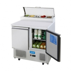 Arctica Refrigerated Saladette Counter (Sold Singly)