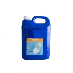 Thick Bleach 5 Ltr (4 pcs)