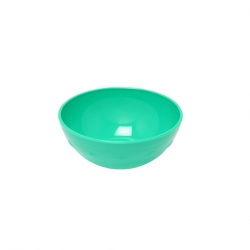 Bowl Green 10cm Polycarbonate (Sold Singly)