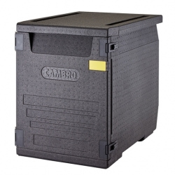 GoBox Front Loading Insulated Carrier With No Rails (Sold Singly)