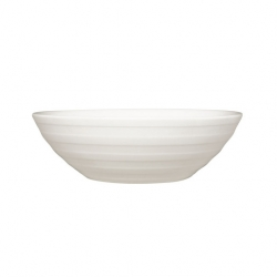 Essence Oatmeal / Cereal Bowl - White 17.5cm (4 pcs)