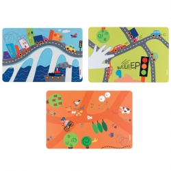 Placemats BPA Free Made In Italy (3 pcs)
