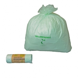 Compostable Caddy Liner 12L