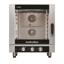 Blue Seal Turbofan 40 Series EC40M7 Combi Oven 7x 1/1GN Manual